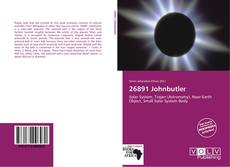 Bookcover of 26891 Johnbutler