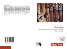Buchcover von Vironians