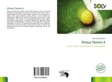 Copertina di Virtua Tennis 4