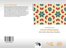 Couverture de Virtual (Philosophy)