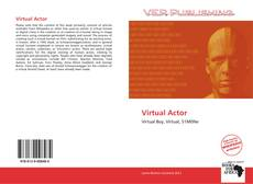Capa do livro de Virtual Actor