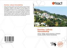 Kaniów, Lubusz Voivodeship的封面