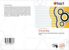Capa do livro de Virtual Boy