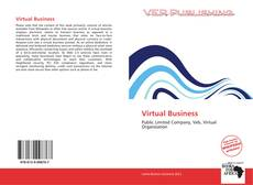Bookcover of Virtual Business
