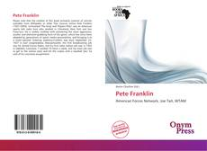 Bookcover of Pete Franklin