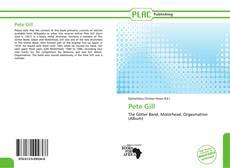 Capa do livro de Pete Gill