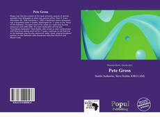 Buchcover von Pete Gross