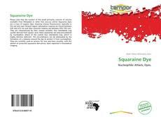 Copertina di Squaraine Dye
