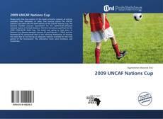 2009 UNCAF Nations Cup kitap kapağı
