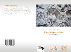 Capa do livro de Square Montholon