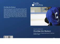 Capa do livro de Overtime (Ice Hockey)