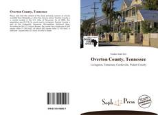 Bookcover of Overton County, Tennessee