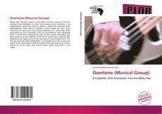 Bookcover of Overtone (Musical Group)