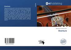 Overture kitap kapağı