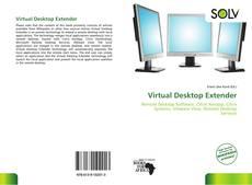Couverture de Virtual Desktop Extender