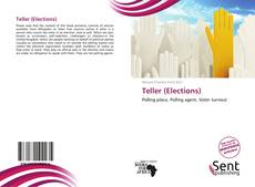 Bookcover of Teller (Elections)
