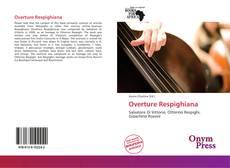 Overture Respighiana kitap kapağı