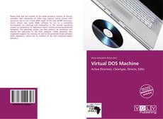 Bookcover of Virtual DOS Machine