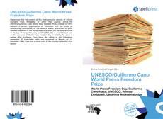 Portada del libro de UNESCO/Guillermo Cano World Press Freedom Prize