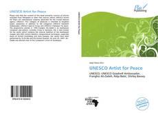 Portada del libro de UNESCO Artist for Peace