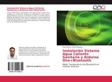 Buchcover von Instalación Sistema Agua Caliente Sanitaria y Arduino One+Bluetooth