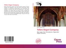 Обложка Tellers Organ Company