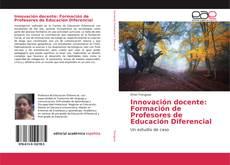 Copertina di Innovación docente: Formación de Profesores de Educación Diferencial