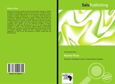 Обложка Rome Prize