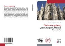 Capa do livro de Bistum Augsburg