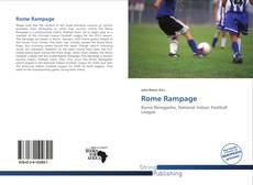 Rome Rampage的封面