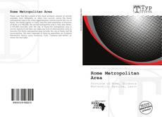 Couverture de Rome Metropolitan Area