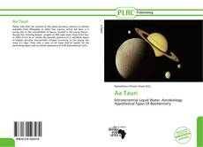 Aa Tauri kitap kapağı