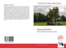 Bookcover of Square Division