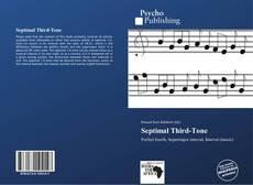 Portada del libro de Septimal Third-Tone