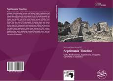 Copertina di Septimania Timeline