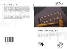 Bookcover of Romeo Callejo, Sr.