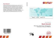Capa do livro de Neal Ulevich