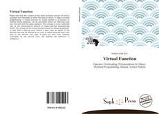 Couverture de Virtual Function