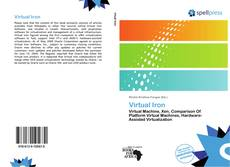 Capa do livro de Virtual Iron