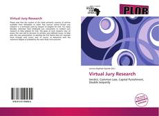 Copertina di Virtual Jury Research