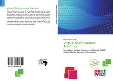 Bookcover of Virtual Maintenance Training
