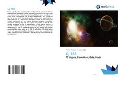 Gj 758 kitap kapağı