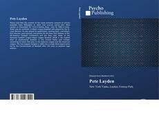 Pete Layden kitap kapağı