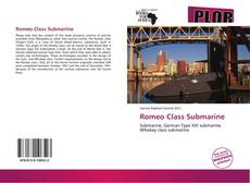 Romeo Class Submarine kitap kapağı