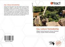 Gaj, Lubusz Voivodeship的封面