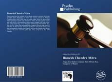 Buchcover von Romesh Chandra Mitra