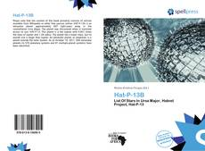 Bookcover of Hat-P-13B