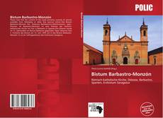 Bookcover of Bistum Barbastro-Monzón