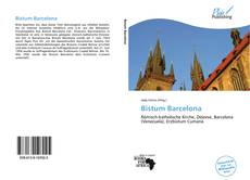 Bookcover of Bistum Barcelona