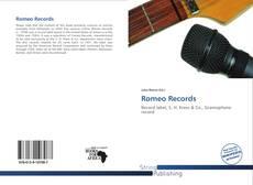 Romeo Records kitap kapağı